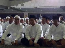 Malam Tahun Baru, Zikir dan Doa Bersama Wakil Ketua MPR RI di Taman Mini