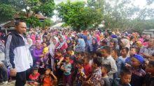 Akhir Tahun, Zulkifli Hasan Menyapa Warga di Kampung Halaman